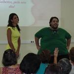 Miss São Paulo participa de comemoração na USP
