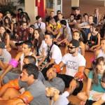 Recepção aos Calouros da USP Ribeirão Preto