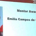 Organização internacional de profissionaisde Enfermagem premia professora da USP