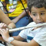 Ribeirão Preto ganha o Projeto Música-Criança