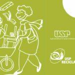 Programa USP Recicla lança folheto sobre Feira da Barganha e Sucata
