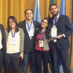 ONU premia alunos da Faculdade de Direito de Ribeirão Preto