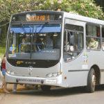 Recesso dos ônibus circulares da USP Ribeirão