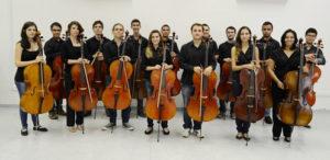 violoncelistas