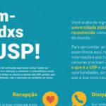 Manual do Calouro ajuda alunos a dar seus primeiros passos na USP