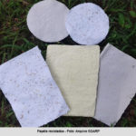 Reciclagem Artesanal de Papel