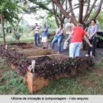 Oficina de iniciação à compostagem