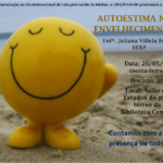 AutoEstima no Envelhecimento é tema de palestra