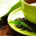Chá verde vira antisséptico bucal