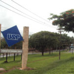 USP Ribeirão durante as férias de julho