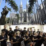 Madrigal Revivis se apresenta na Catedral da Sé