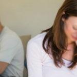 Voluntárias com dores durante a relação sexual após a menopausa