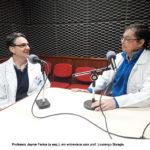 Queimaduras é tema do Saúde com Ciências e Jazz