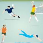 Esporte para crianças na USP de Ribeirão Preto
