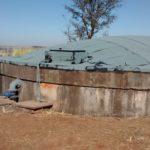Manutenção dos reservatórios garante a qualidade da água no Campus