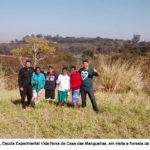 Floresta da USP recebe visita de adolescentes