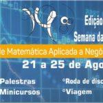 Semana da Matemática Aplicada a Negócios