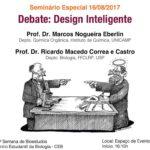 """Design Inteligente no """"Café com Ciência"""""""