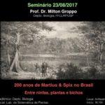 200 anos de Martius & Spix no Brasil