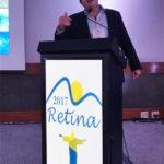 Prêmio para o setor de retina e vítreo do HCFMRP