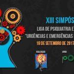 Simpósio sobre urgências e emergências psiquiátricas