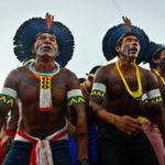"Povos indígenas no ""Ambiente é o Meio"""