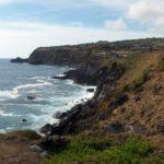 """Impacto da ação do homem zona costeira no """"Ambiente É o Meio"""""""