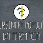 """Inscrições para o """"Cursinho Popular da Farmácia"""""""