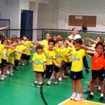 Educação Física recebe inscrições para atividades esportivas infantis
