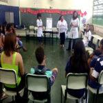 Projeto discute nas escolas infecção sexualmente transmissível e aids