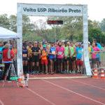 Mais de mil participantes na Volta USP