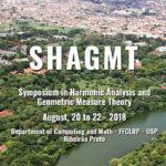 """Simpósio internacional sobre análise harmônica e teoria das medidas geométricas"""""""