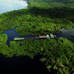 """Contaminação das águas da Amazônia no """"Ambiente é o Meio"""""""