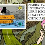 Gamebook digital aborda conceitos sobre ecologia e inflamação