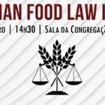 Conferência discute legislação alimentar do Brasil e dos EUA