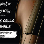 Fratres Cello Ensemble se apresenta no Teatro do Campus