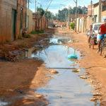 Saúde pública depende de saneamento básico