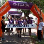 Educadora física da USP completa ultramaratona