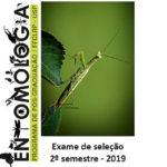 Abertas inscrições para pós em Entomologia
