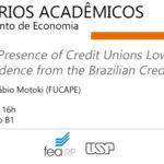 Debate vai abordar a relação entre cooperativas de crédito e a taxa de juros