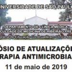 Medicina realiza simpósio sobre Terapia Antimicrobiana