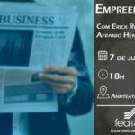 Empreendedorismo é o tema do #MinhaProfissão