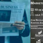 Marketing e Vendas são os temas do #MinhaProfissão de maio